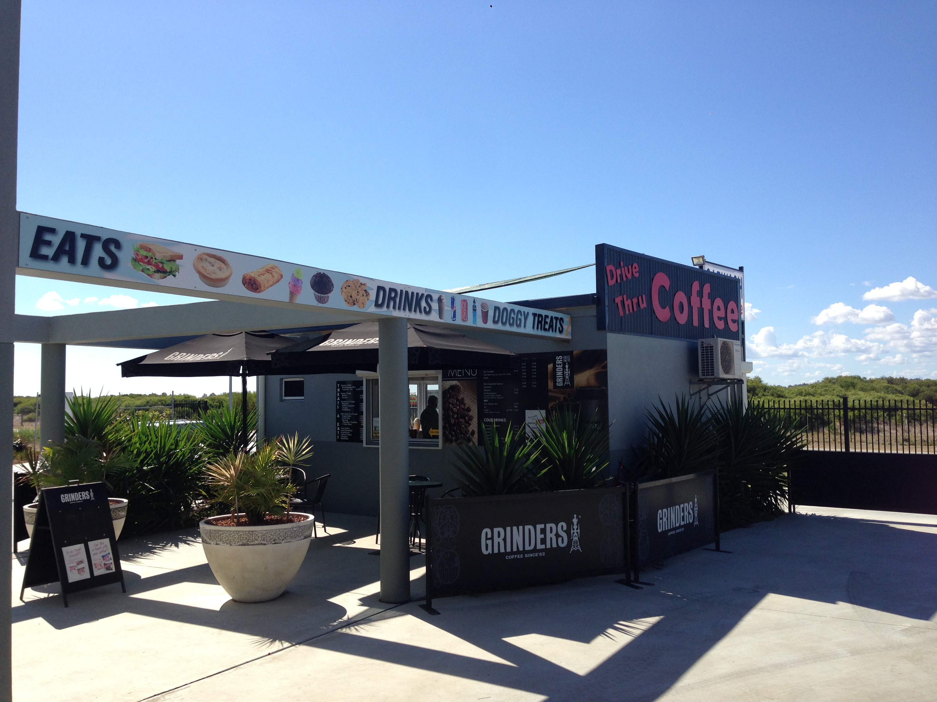 Drive Through Coffee Kiosk for Sale